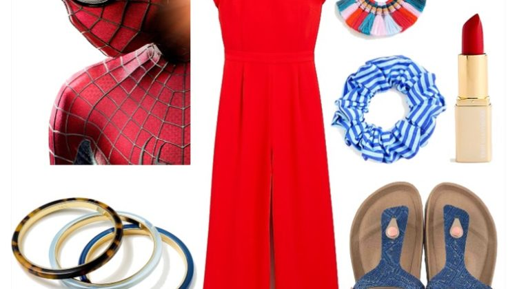 Spider Man Inspired Outfit