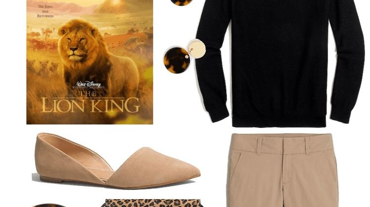 Lion King Inspired Outfit