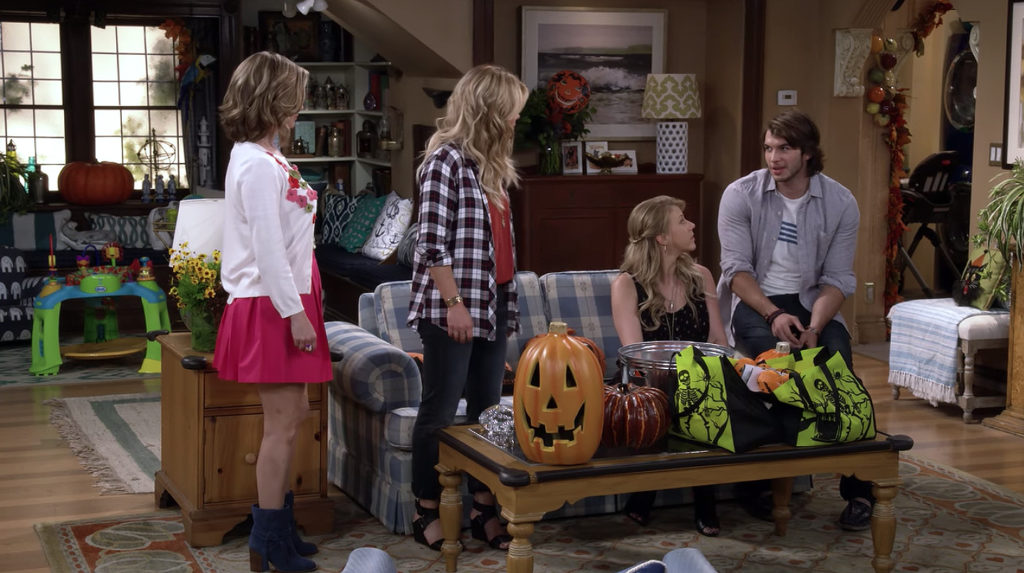 Halloween Fuller House episode with Kimmy Jimmy DJ and Steph